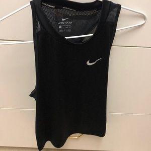 Black Nike tank top